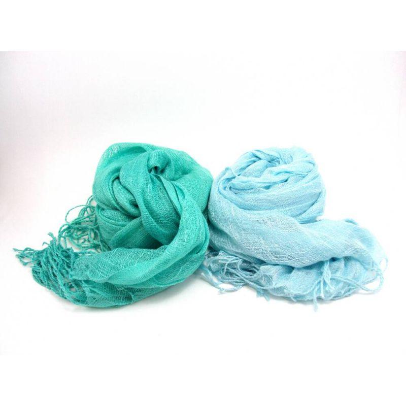 foulard-liso