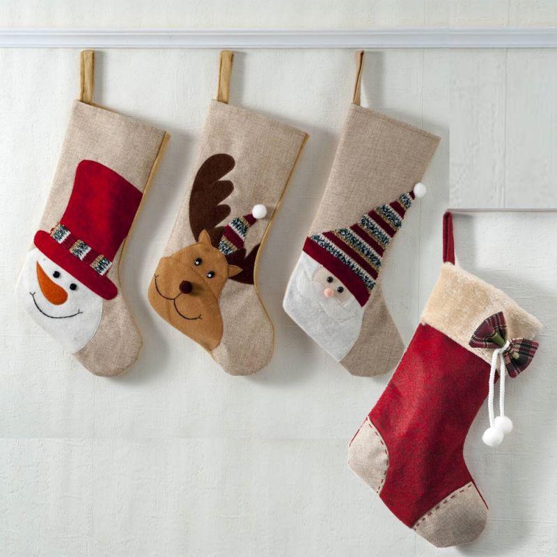 juego-4-calcetines-surtidos-nieve