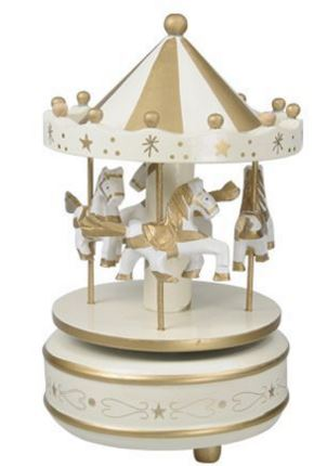 carrusel-musical-blanco-dorado